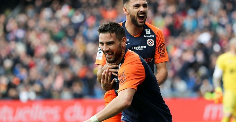 Montpellier have one of the most dangerous attacking units in Ligue 1