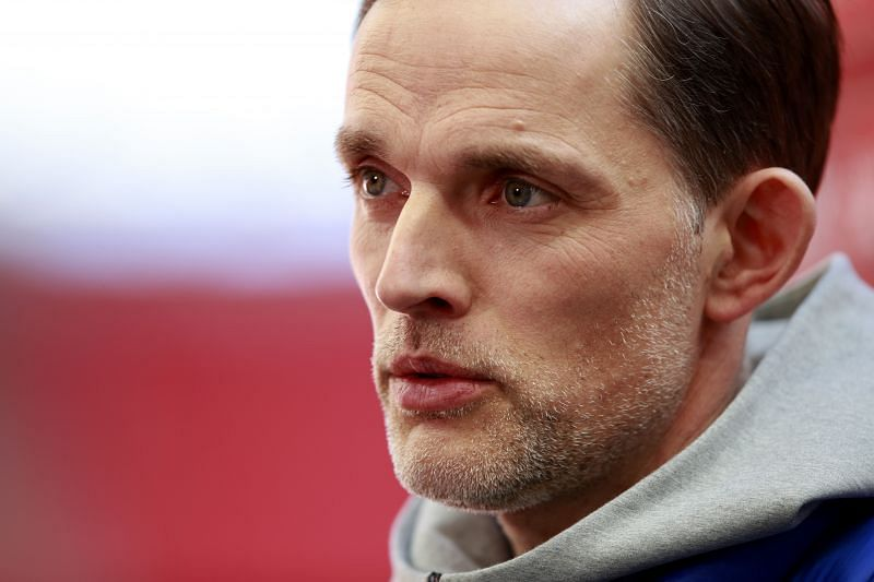 Thomas Tuchel is looking to buy a striker in the summer.