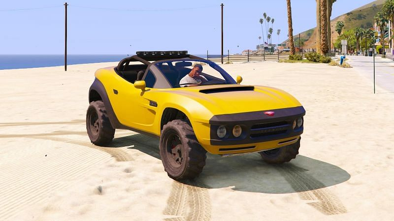 Off-road vehicles are just as important as on-road vehicles (Image via gta5-mods.com)