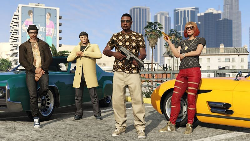 GTA Online has a lot of great things to offer and an equally large amount of things that work against it (Image via Rockstar Games)