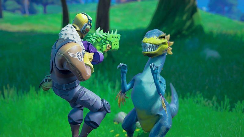 Raptor vs. Raptor: Who would win? (Image Credits: She-hulk on Twitter)