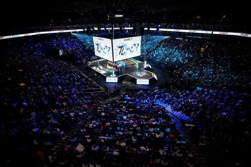 Fans will have to miss another esports event (Image via Riot Games)