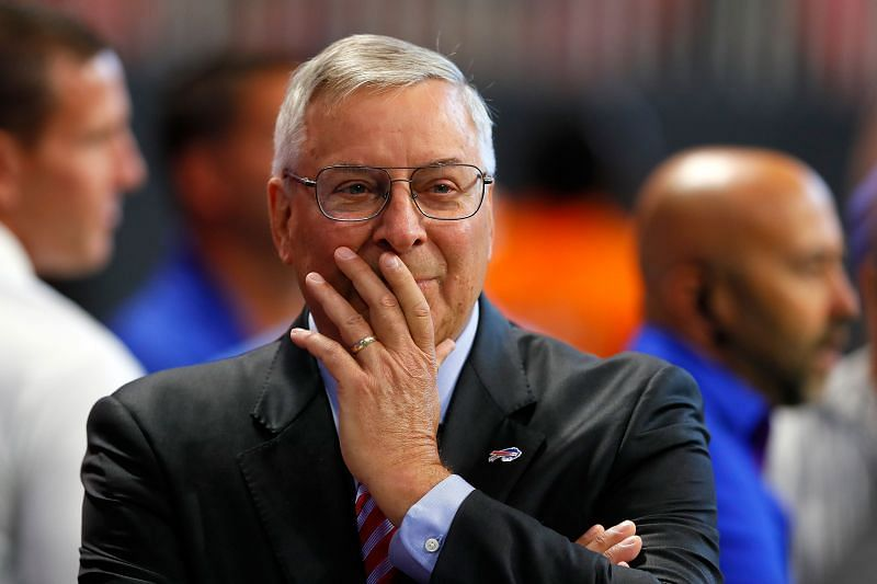 Buffalo Bills owner Terry Pegula