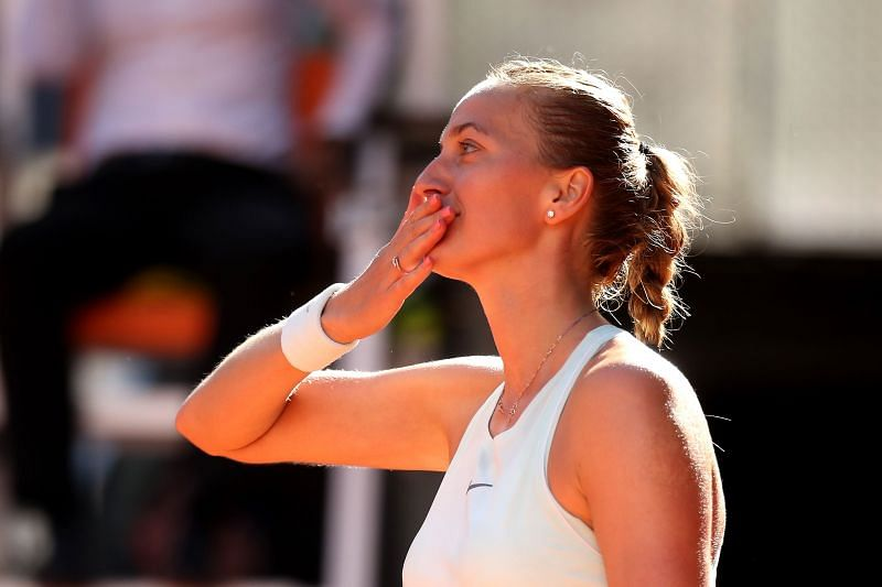 Petra Kvitova will be keen on exacting revenge for her defeat in MIami.