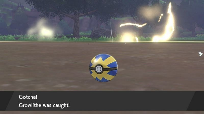 Steps to catch Arcanine in Pokemon sword and Shield
