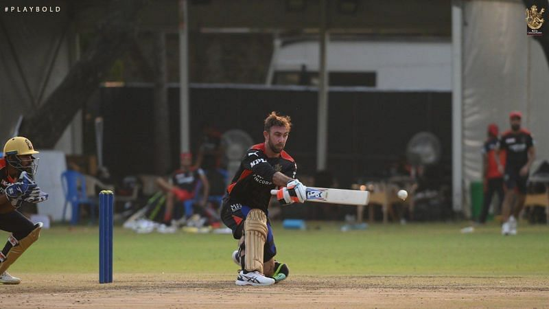 How many runs will Glenn Maxwell score in IPL 2021?