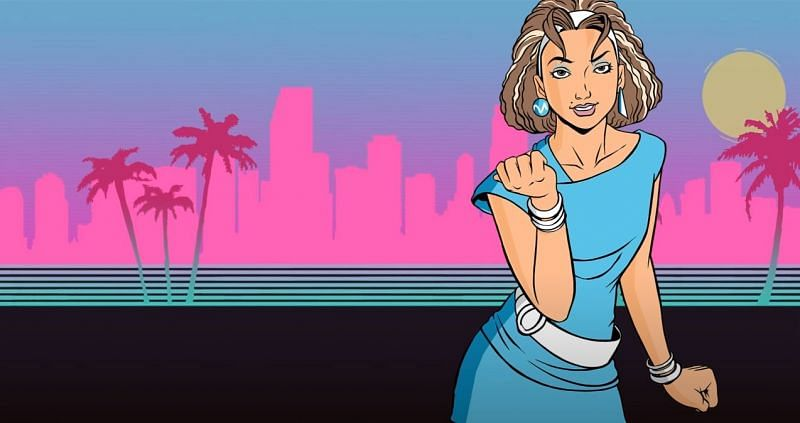 The radio stations in GTA Vice City add a lot of immersion to the overall gameplay experience (Image via GTA FM, YouTube)