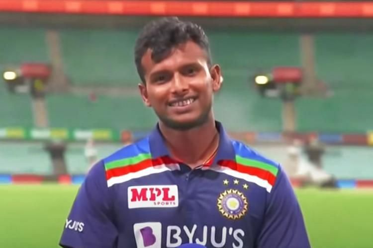 T Natarajan missed out on an annual contract despite performing well.