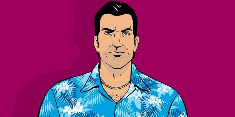 There is arguably no protagonist that could topple Tommy Vercetti in a realistic war (Image via Rockstar Games)