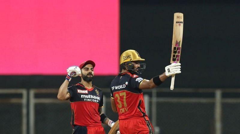 Devdutt Padikkal registered IPL 2021