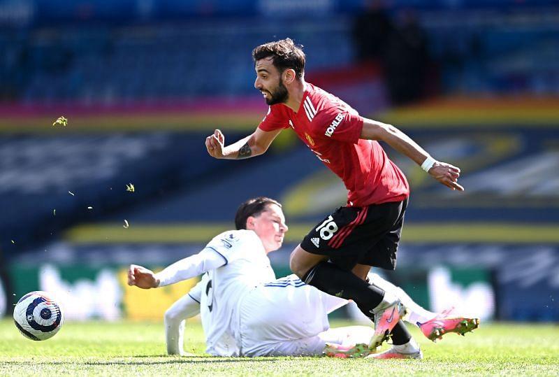Leeds United v Manchester United - Premier League