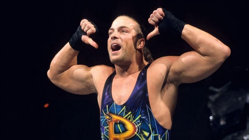 Rob Van Dam will be the subject of the next WWE Icons documentary.