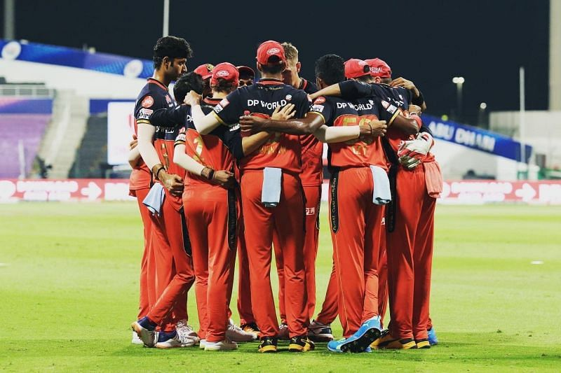 RCB finished fourth in the IPL 2020 table [Credits: Twitter]