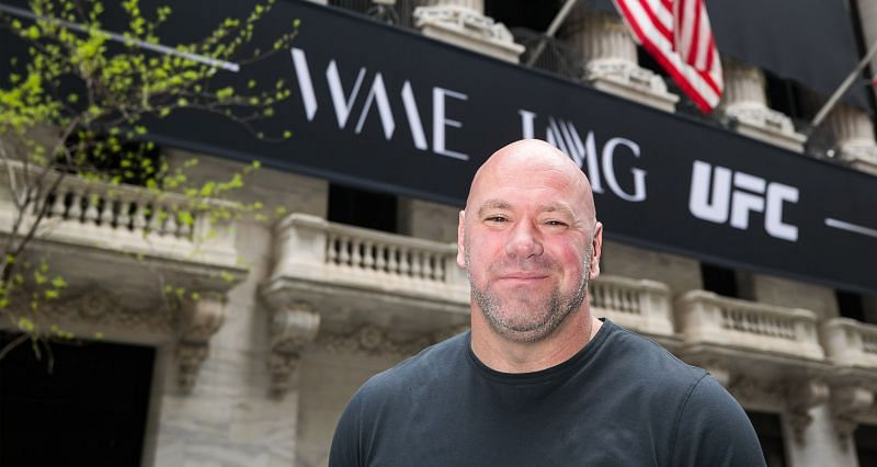 UFC President Dana White did not like the idea of the UFC being a public company