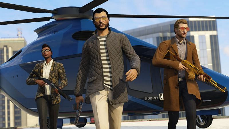 One of the best ways for players to recruit help and share profits is to register as a CEO/VIP in GTA Online (Image via Rockstar Games)