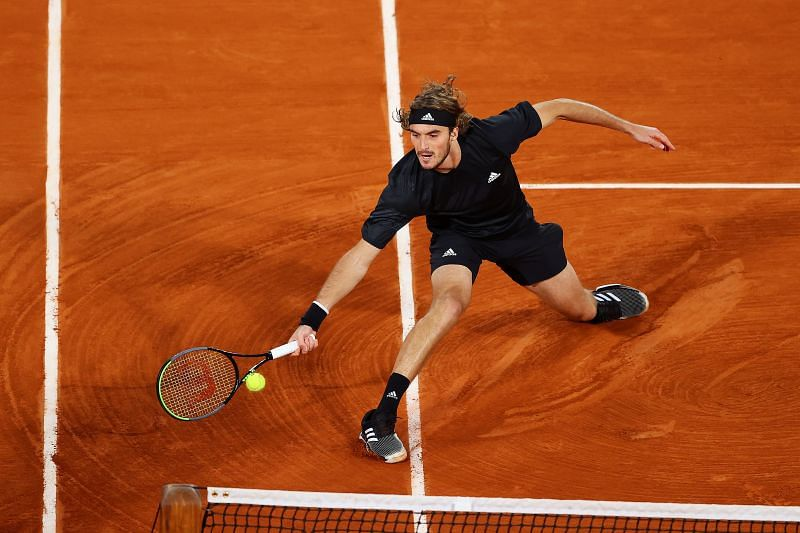 Stefanos Tsitsipas says that he would like to win the French Open