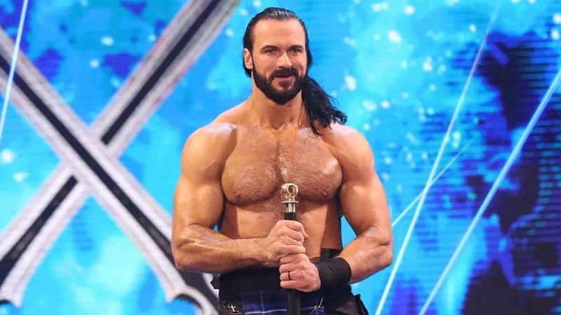 Drew McIntyre is former two-time WWE World Heavyweight Champion
