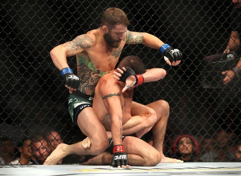 UFC 239 Sanchez v Chiesa