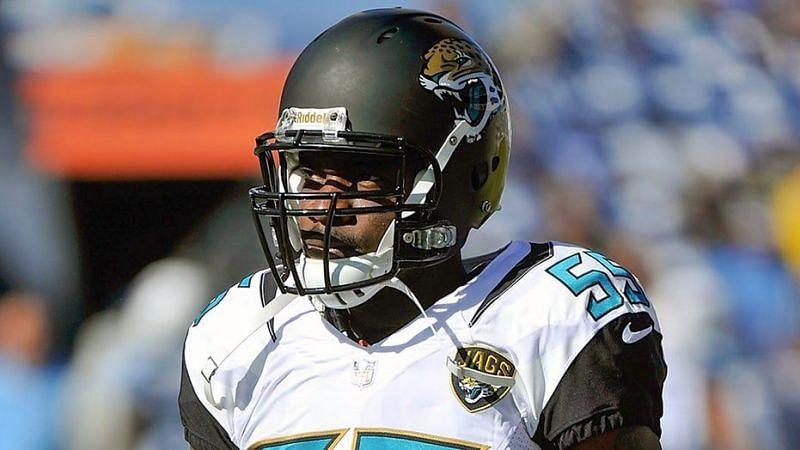 Former Jacksonville Jaguars LB Geno Hayes