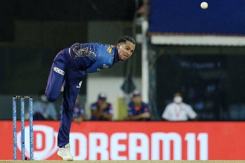 Rahul Chahar. (Pic Credits: IPLT20.com)