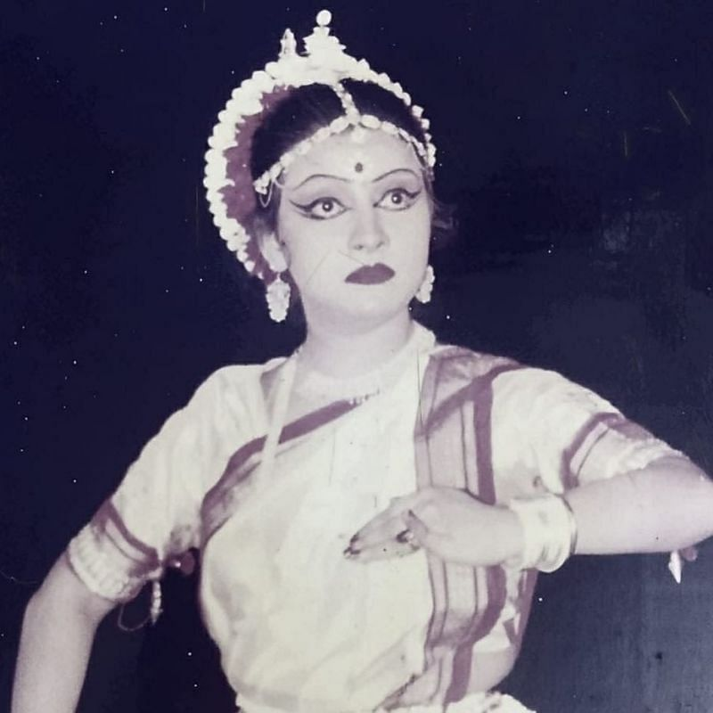 Sourav Ganguly's wife, Dona Ganguly is an Indian Odissi dancer.