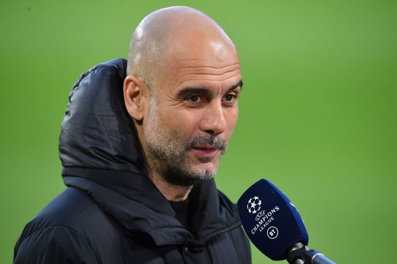 Pep Guardiola is ready to overhaul Manchester City