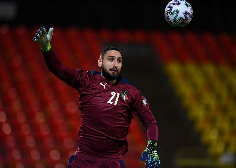 Donnarumma is likely to leave AC Milan in the summer