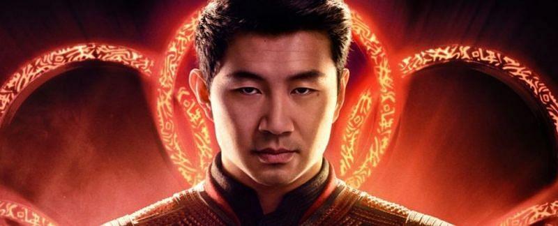 Simu Liu as Shang Chi for Marvel