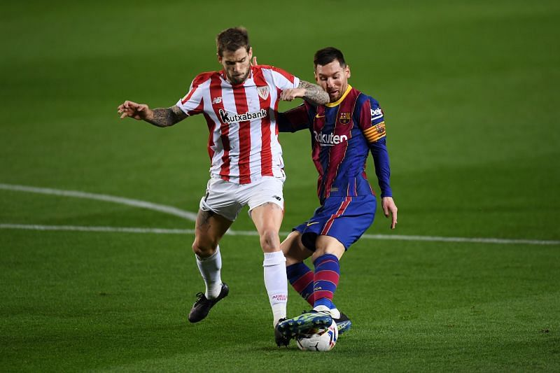 Barcelona take on Athletic Bilbao this weekend