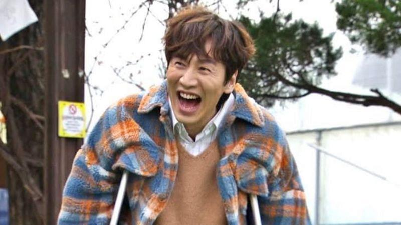 Lee Kwang Soo on Running Man (Image via SBS)
