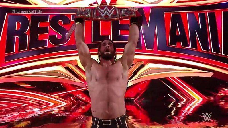 Seth Rollins in WWE