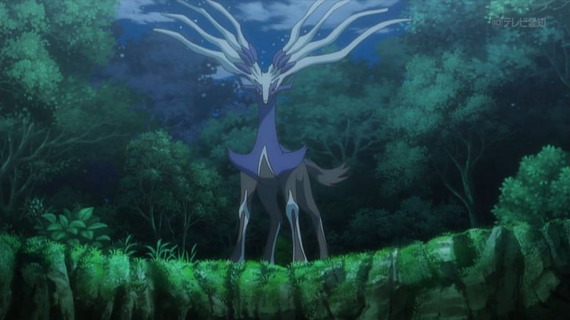 The legendary Life Pokemon Xerneas will be available in five-star raids in Pokemon GO