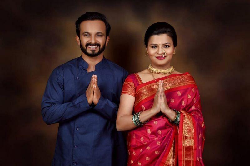 Kedar Jadhav's Wedding
