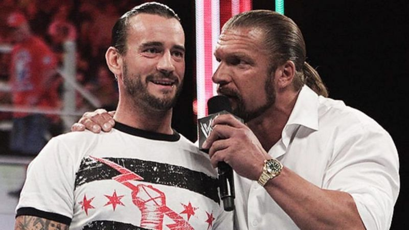 Triple H has spoken with CM Punk more recently than the WWE Universe may have thought.