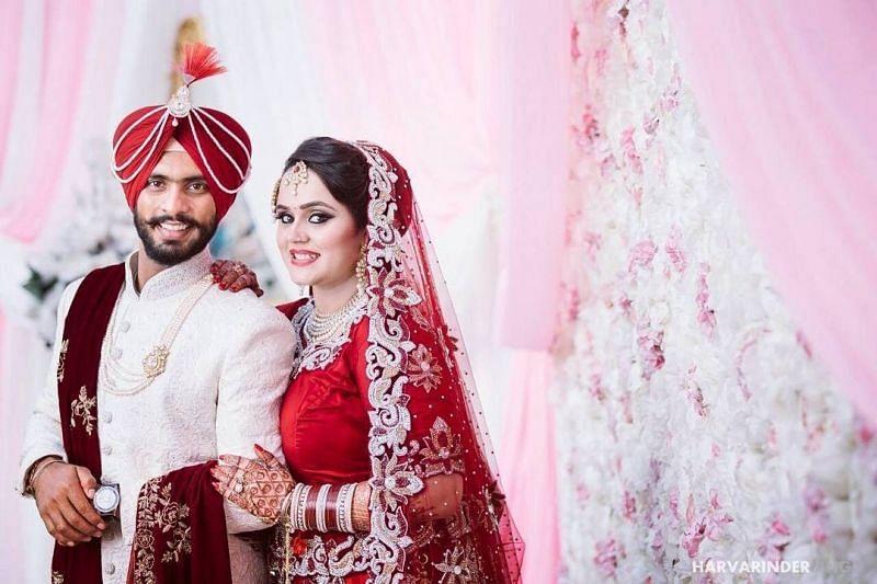 Mandeep Singh's Marriage