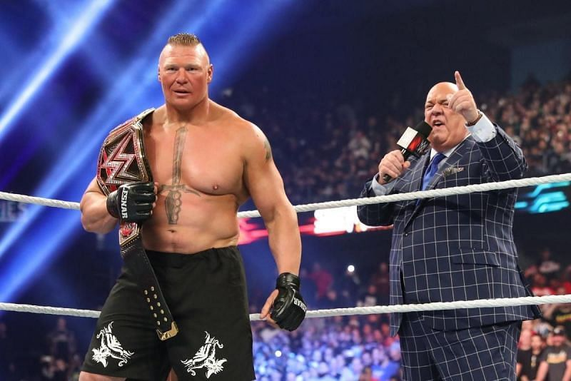 Brock Lesnar definitely has a few options on the table other than WWE