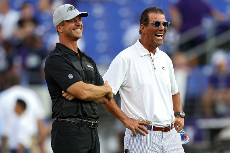 Baltimore Ravens owner Stephen Bisciotti