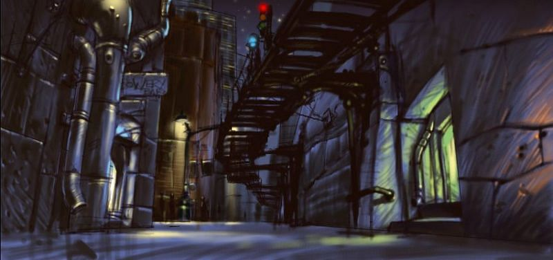 GTA 2 is futuristically themed, which is something that hasn
