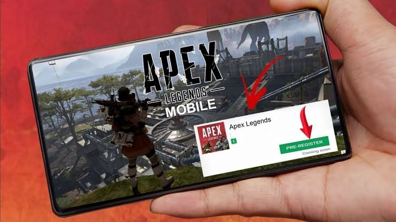 Players can pre-register for Apex Legends Mobile on the Google Play Store (Image via My Play Station, YouTube)