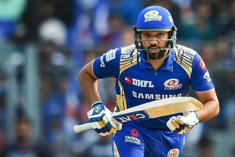 Rohit Sharma will be keen to get some runs under his belt after a bland start to his IPL