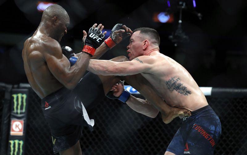 UFC 245 Usman v Covington