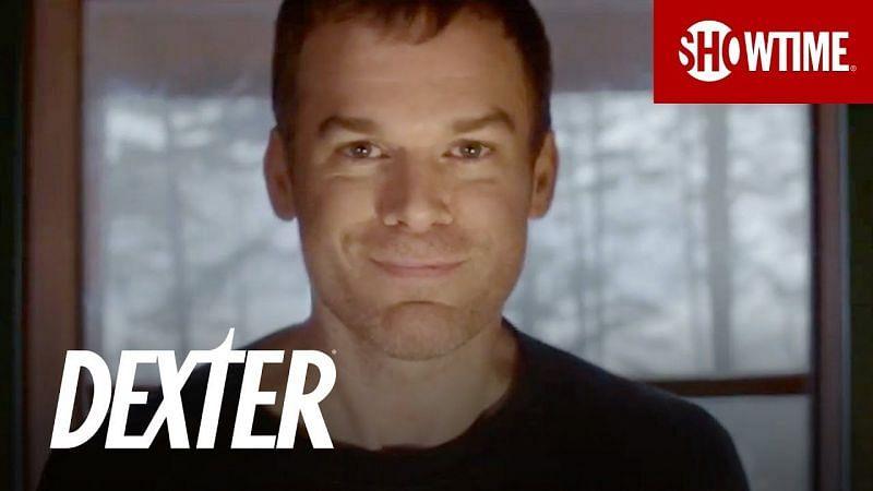 Dexter in the Season 9 return teaser (Image via Showtime)