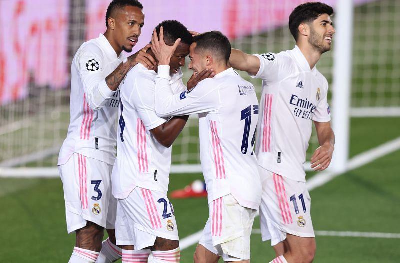 Real Madrid beat Liverpool 3-1