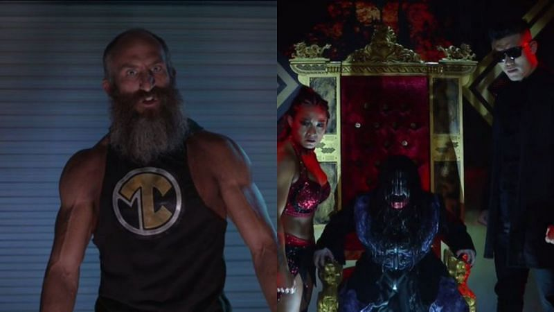 Tian Sha dominates, Tommaso Ciampa sends an ominous message to WALTER