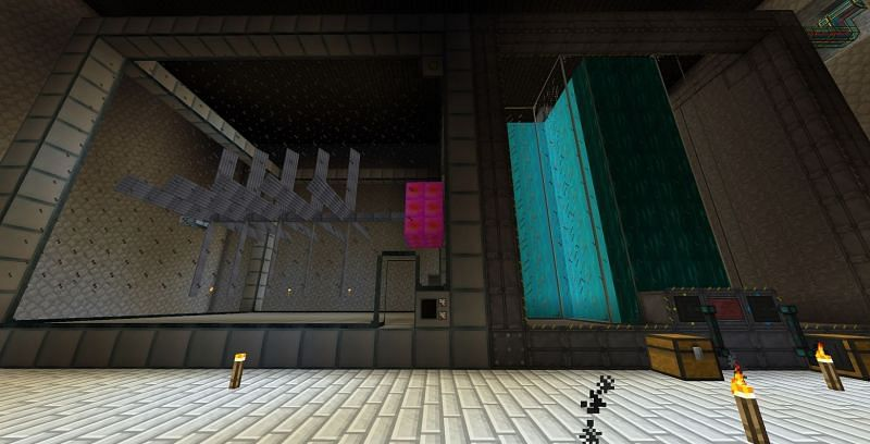 Shown: A Turbine reactor found in the Bigger Reactors mod (Image via u/H_Finner on Reddit)