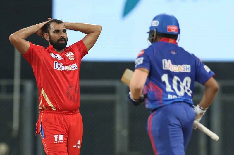 Mohammed Shami let his captain down both in the powerplay and in the death overs.