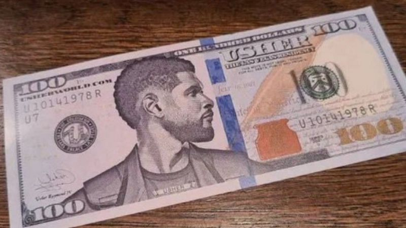 Usher has come into the limelight for all the wrong reasons (Image via Usher)