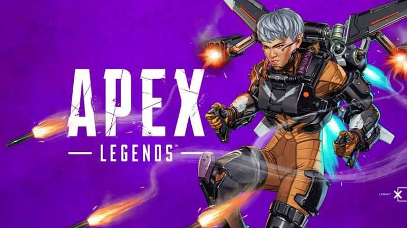 Valkyrie will be the new legend joining Apex Legends on May 4th (Image via Electronic Arts)