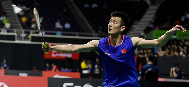 Chen Long, Image Credit: BWF website