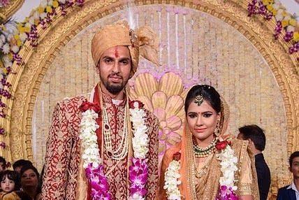 Ishant Sharma's Wedding Pic